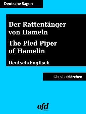 Der Rattenfänger von Hameln - The Pied Piper of Hamelin