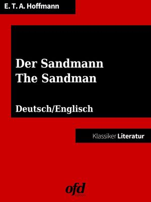 Der Sandmann - The Sandman