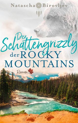 Der Schattengrizzly der Rocky Mountains