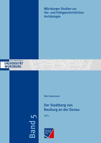 Der Stadtberg von Neuburg an der Donau
