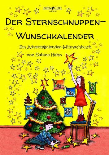 Der Sternschnuppen-Wunschkalender