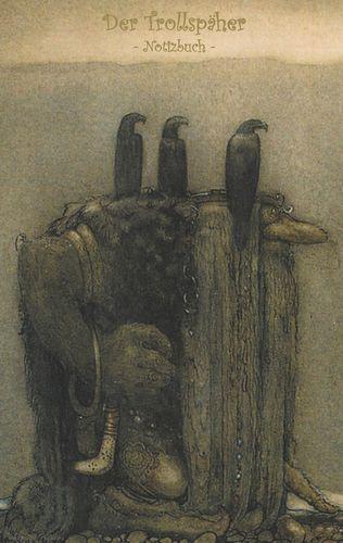Der Trollspäher - Notizbuch (Trolle und Goblins)