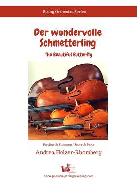 Der wundervolle Schmetterling