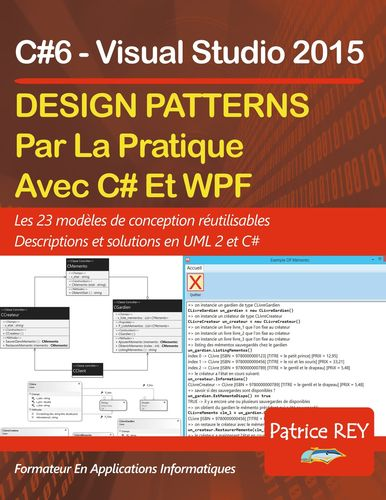 Design Patterns avec UML 2 et C#6