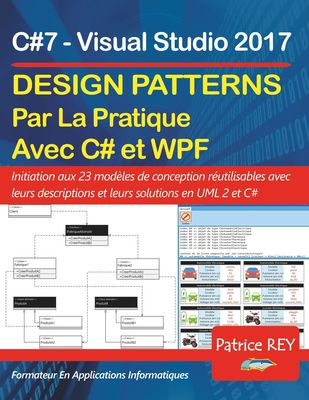 Design Patterns illustré avec C#7 et WPF