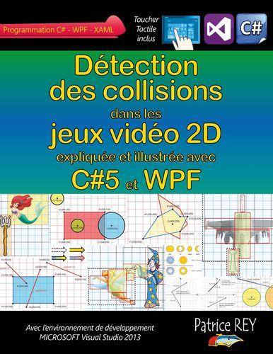 Détection des collisions dans les jeux video 2D