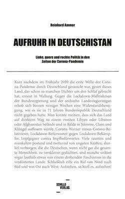Aufruhr in Deutschistan