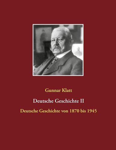 Deutsche Geschichte II