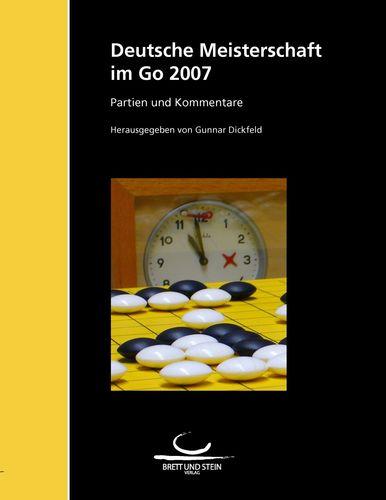 Deutsche Meisterschaft im Go 2007