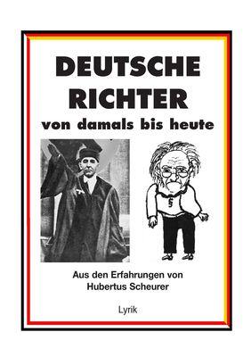 Deutsche Richter von damals bis heute