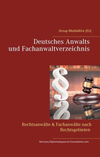 Deutsches Anwalts und Fachanwaltverzeichnis