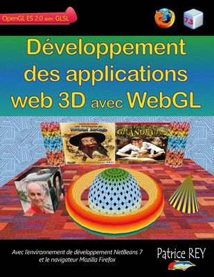 Developpement des applications web 3D avec WebGL
