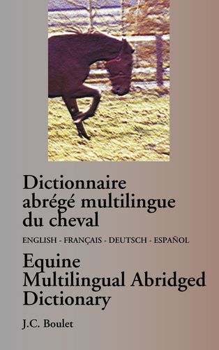 Dictionnaire abrégé multilingue du cheval