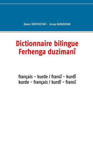 Dictionnaire bilingue français - kurde
