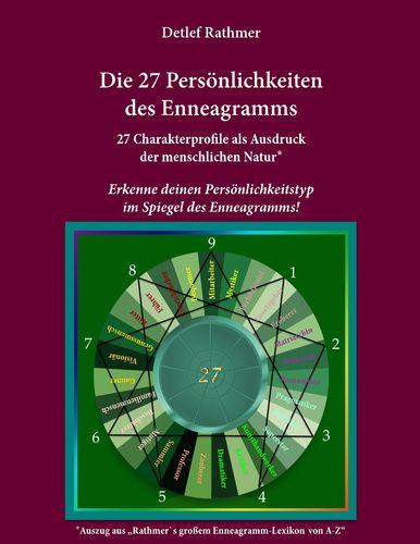 Die 27 Persönlichkeiten des Enneagramms