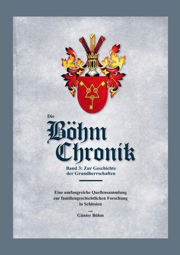 Die Böhm Chronik Band 3