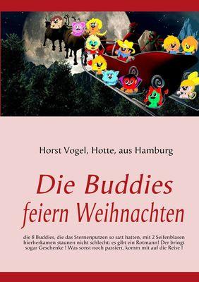 Die Buddies feiern Weihnachten