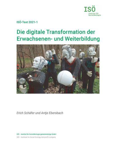 Die digitale Transformation der Erwachsenen- und Weiterbildung
