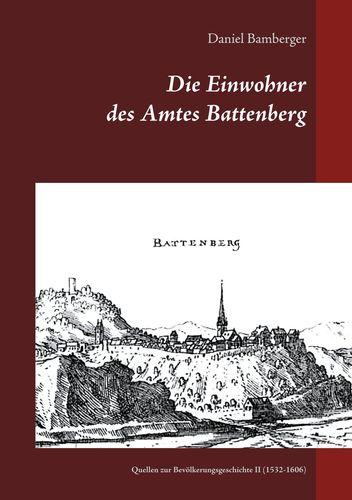 Die Einwohner des Amtes Battenberg, Band 2