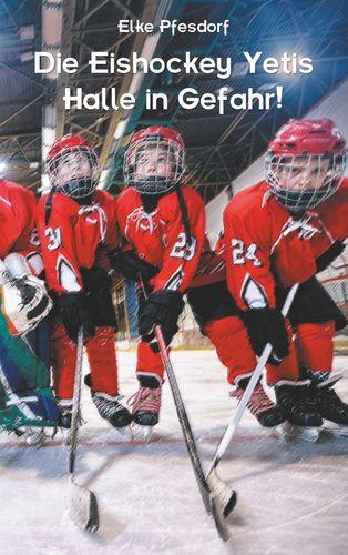 Die Eishockey Yetis: Halle in Gefahr!