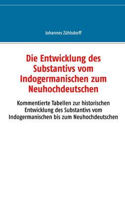 Die Entwicklung des Substantivs vom Indogermanischen zum Neuhochdeutschen