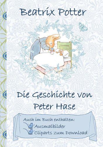 Die Geschichte von Peter Hase (inklusive Ausmalbilder und Cliparts zum Download)