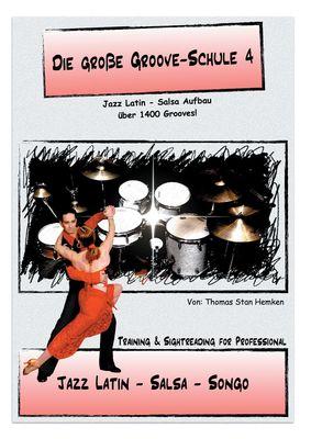 Die Große Groove-Schule 4