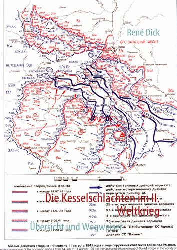 Die Kesselschlachten im II. Weltkrieg