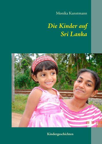 Die Kinder auf Sri Lanka