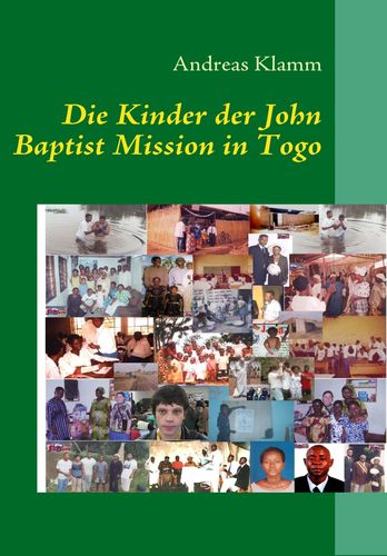 Die Kinder der John Baptist Mission in Togo
