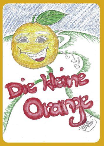 Die kleine Orange