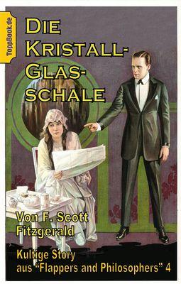 Die Kristallglasschale