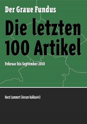 Die letzten 100 Artikel