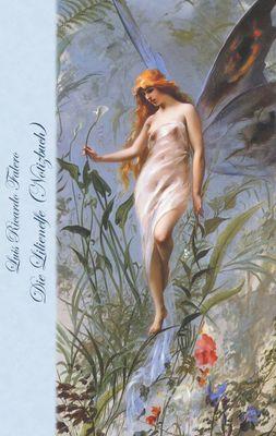 Die Lilienelfe  (Notizbuch)