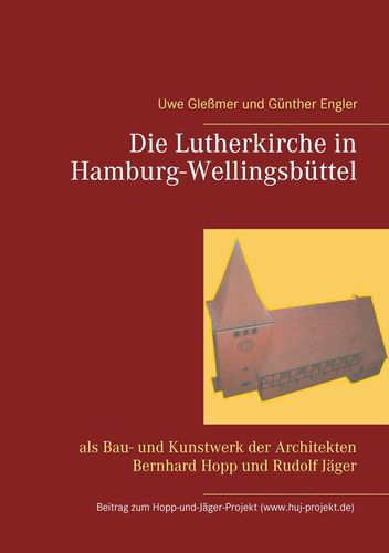 Die Lutherkirche in Hamburg-Wellingsbüttel