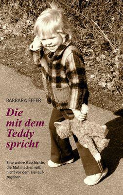 Die mit dem Teddy spricht