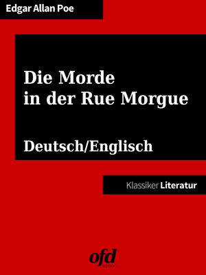 Die Morde in der Rue Morgue - The Murders in the Rue Morgue