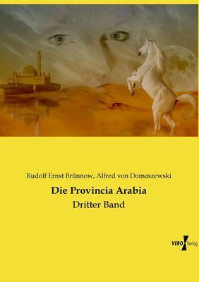Die Provincia Arabia