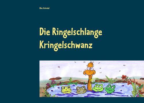 Die Ringelschlange Kringelschwanz