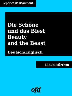 Die Schöne und das Biest - Beauty and the Beast