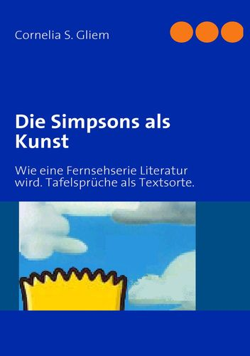Die Simpsons als Kunst