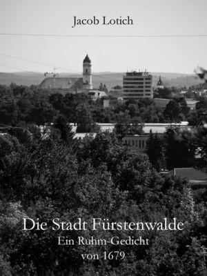 Die Stadt Fürstenwalde