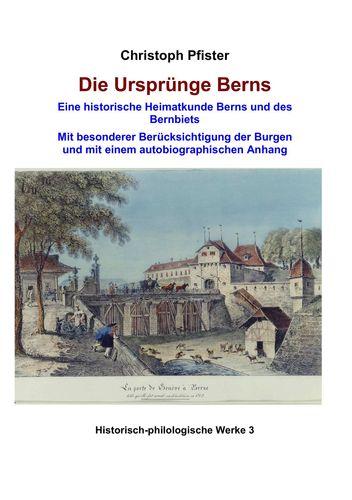 Die Ursprünge Berns