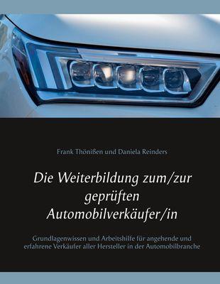 Die Weiterbildung zum/zur geprüften Automobilverkäufer/in