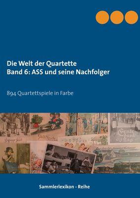 Die Welt der Quartette Band 6