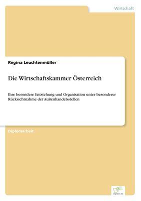 Die Wirtschaftskammer Österreich