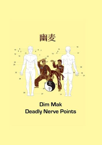 Dim Mak Deadly Nerve Points