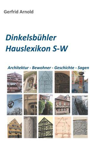 Dinkelsbühler Hauslexikon S-W
