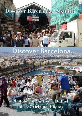 Discover Barcelona,  Spanien