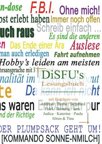DiSFU-Lesungsbuch